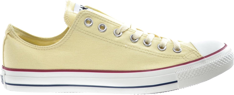 Converse Chuck Taylor OX All Star Mens Sneakers Unbleach White