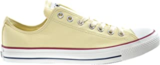 Chuck Taylor OX All Star Mens Sneakers Unbleach White