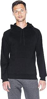 American Apparel Unisex California Fleece Long Sleeve Pullover Hoodie