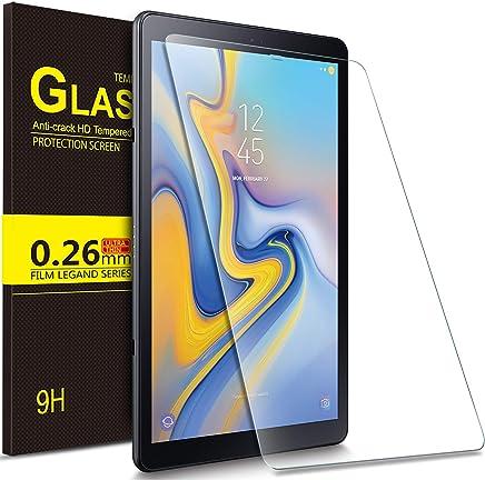 "IVSO Pellicola Protettiva per Samsung Galaxy Tab A 10.5 (2018) SM-T590N/T595N, Pellicola Protettiva Schermo in Vetro Temperato per Samsung Galaxy Tab A SM-T590N/T595N (2018) 10.5"", 1 Pack"