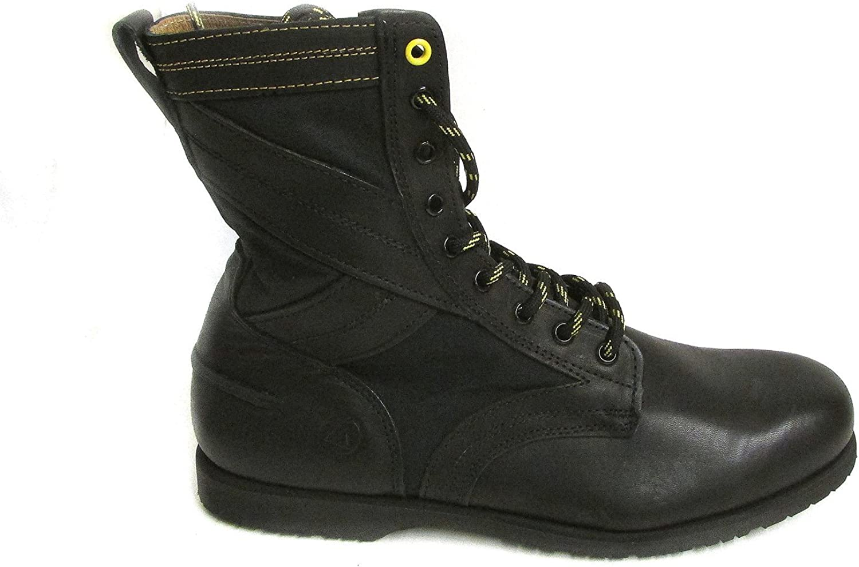 Sebago Men's Jungle X Boot Black Yellow B10216 US 11.5