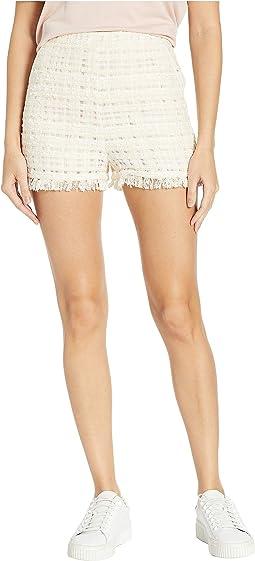 HW Organza Tweed Shorts