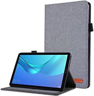 case for Huawei matepad Pro case 10.8 inch Grey Cloth with Stand Feature matepad pro Cover