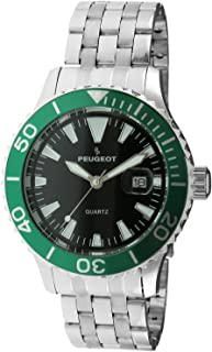 Best green bezel black dial submariner Reviews