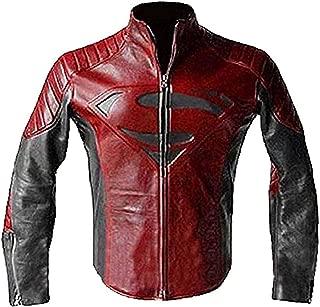 superman motorcycle jacket