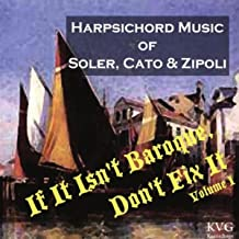 If It Isn't Baroque, Don't Fix It, Vol. I