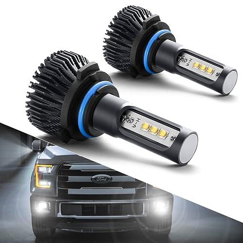 9145/9140/H10/9045/9040 LED Fog Lights Bulbs or DRL,