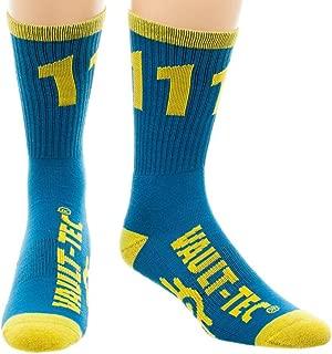 Vault 111 Crew Socks Size ONE Size