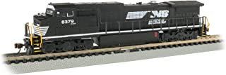 GE Dash 8-40CW DCC Sound Value Econami Equipped Locomotive - Norfolk Southern #8379 (Thoroughbred) - N Scale