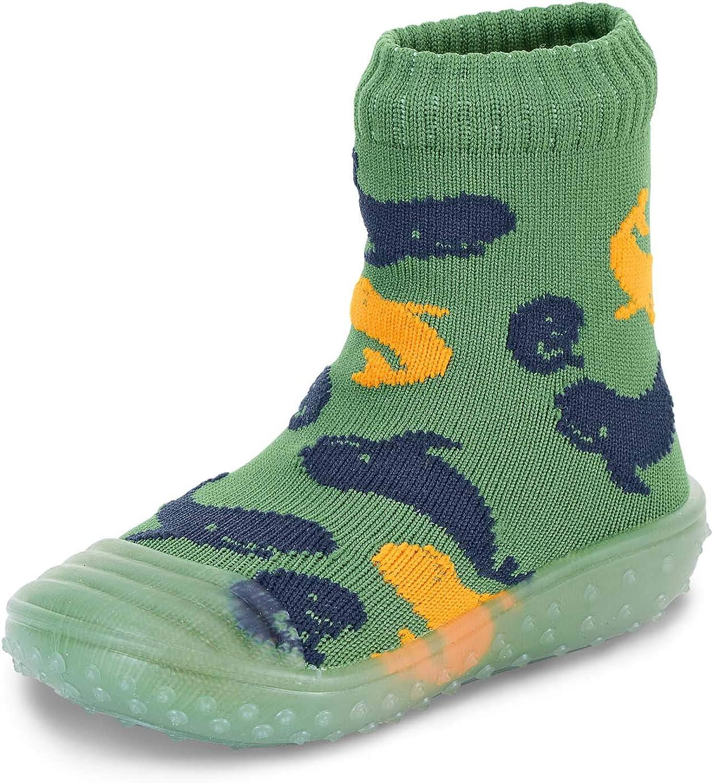 Sterntaler Adventure-Socks Wale Calcetn Pantufla para Bebés
