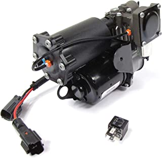 Hitachi OEM Land Rover LR023964 EAS Air Suspension Compressor for LR3, LR4, and Range Rover Sport