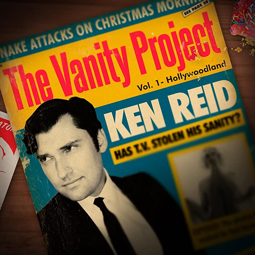 The Vanity Project, Vol. 1: Hollywoodland