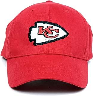 NFL Kansas City Chiefs LED Light-Up Logo Adjustable Hat