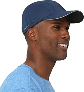 TrailHeads Race Day Performance Running Cap | The Lightweight, Quick Dry, Sport Cap for Men – 7 Colors