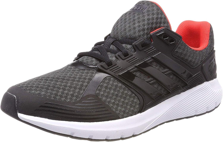 Adidas Performance Men's Duramo 8 M Running shoes (9 D(M) US, Carbon Core Black Hi Res Red)