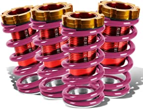 DNA Motoring COIL-HC88-T11-PP Coilover Sleeve Kits