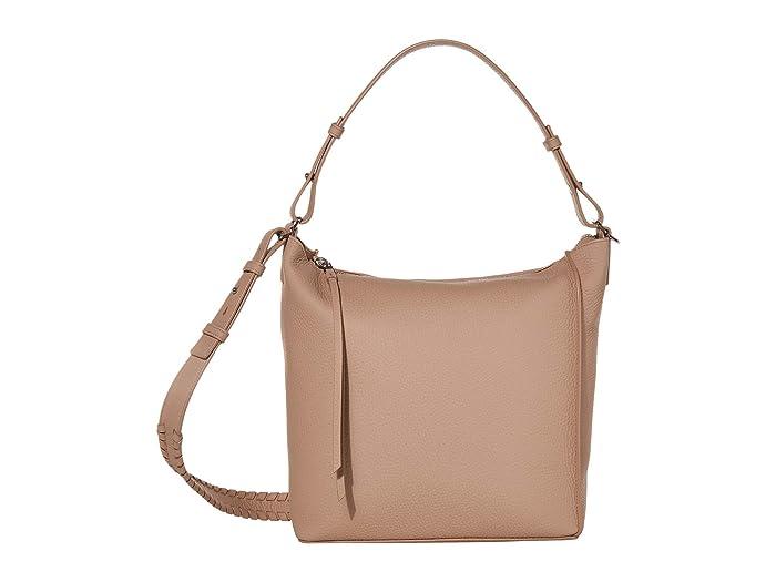 AllSaints  Kita Crossbody (Nude Pink) Cross Body Handbags