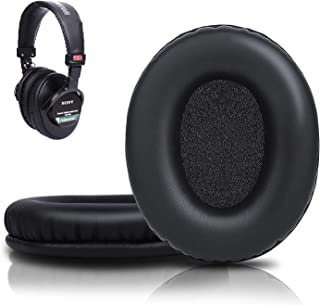 Professional MDR 7506 Ear Pads Cushions Replacement - Earpads Compatible with Sony MDR 7506/ MDR V6 / MDR V7 / MDR CD900ST...