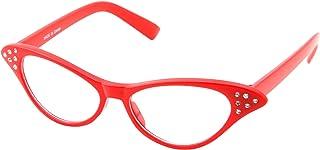 کودکان و نوجوانان 50 Nerd Cat عینک عینک بچه گانه (کودکان 3-12 ساله)