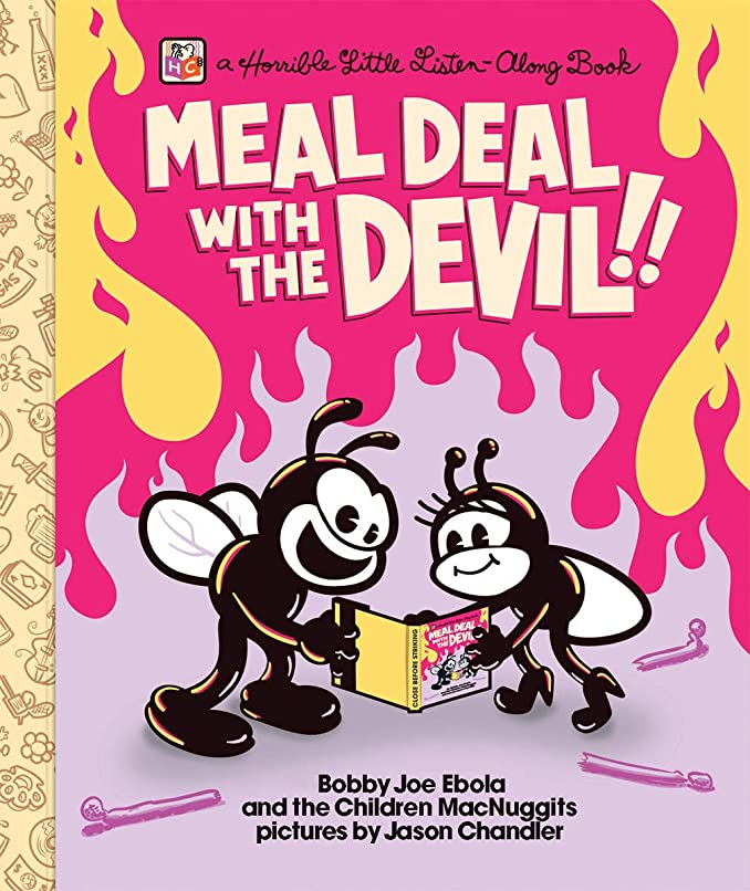 Meal Deal With The Devil (English Edition)