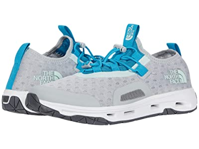The North Face Skagit Water Shoe (High-Rise Grey/Caribbean Sea) Women