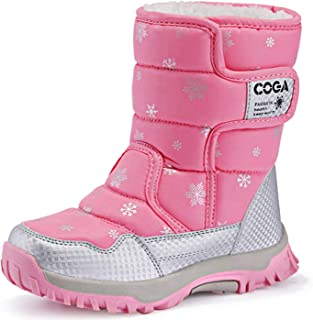 Best girls snow boots size 1 Reviews