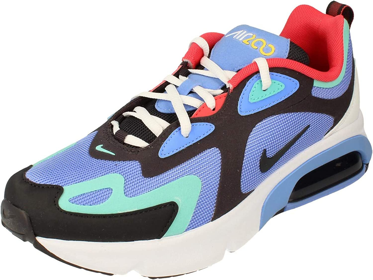 Nike Air Max 200 GS Trainers AT5627 Sneakers Shoes (UK