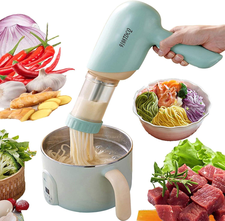 Noodle Maker Machine Electric, Portable Automatic Pasta Maker Ma