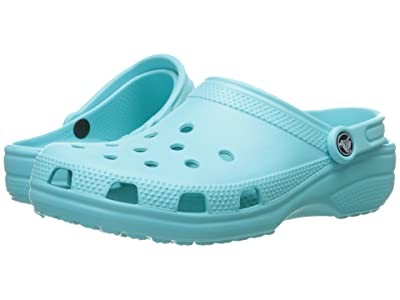 Crocs Classic Clog (Pool) Clog Shoes