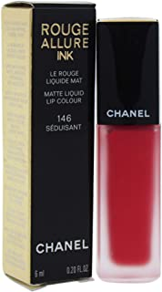 Chanel Rouge Allure Ink No. 146 Seduisant for Women, 0.2 Ounce