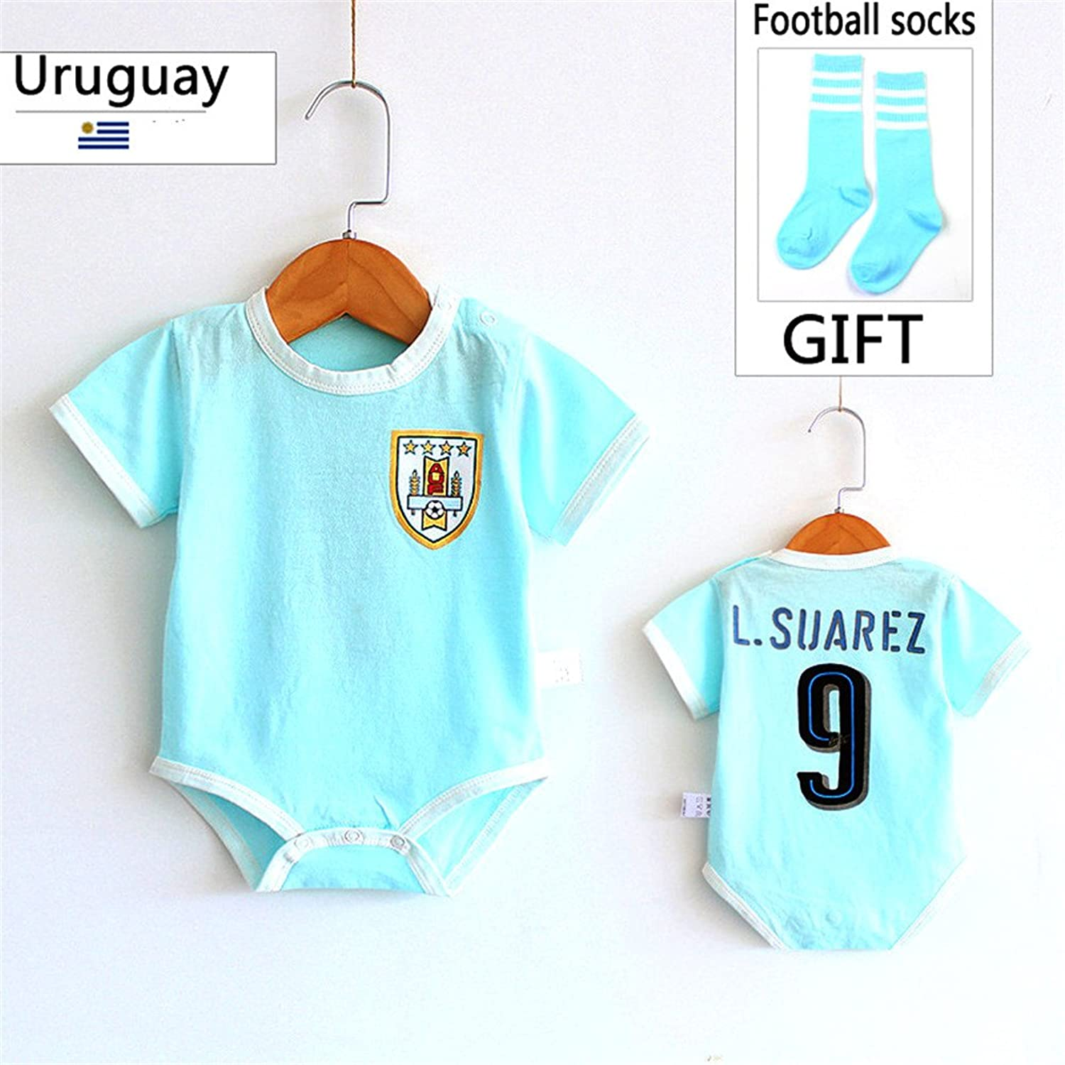 Football World Cup 2018 Clothes for Baby