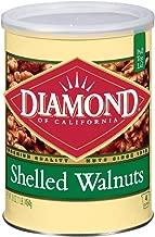 Diamond of California Shelled Can Walnuts, 1 lb