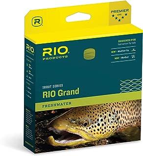 RIO Products Fly Line Rio Grand Wf6F Camo/Tan, Camo-Tan
