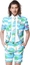 Opposuits Sommeranzüge für Herren in verschiedenen Drucken - besteht aus Sakko, Hose und Krawatte