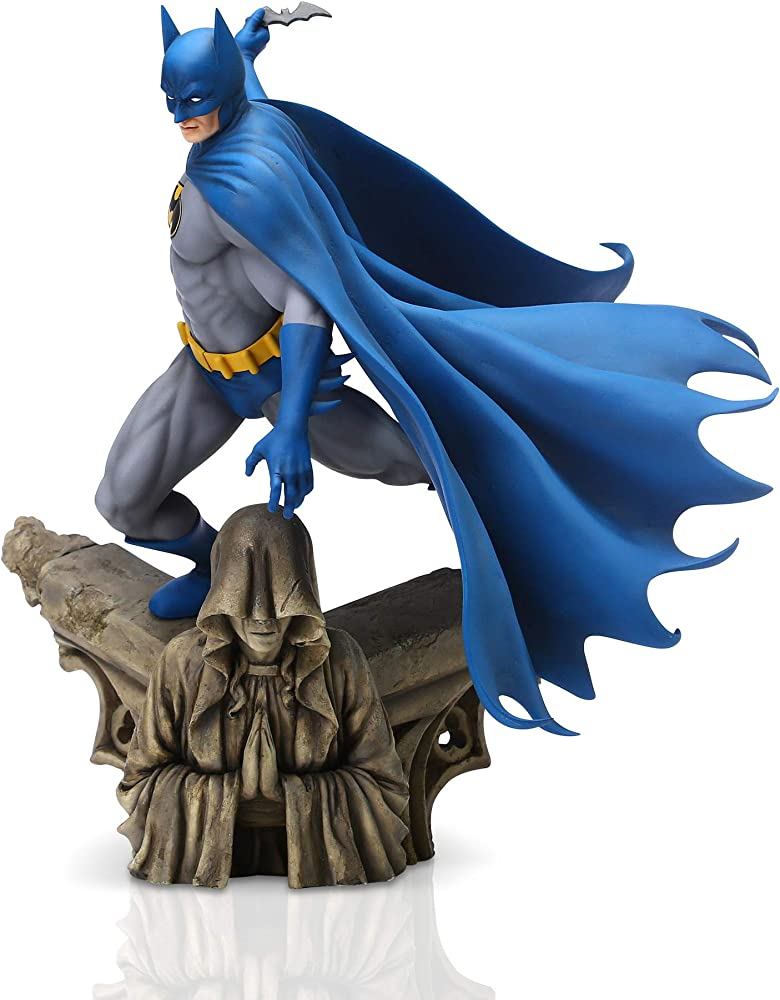 Grand jester studios,   statuetta di batman , in resina, alta 37.5 cm 6004981