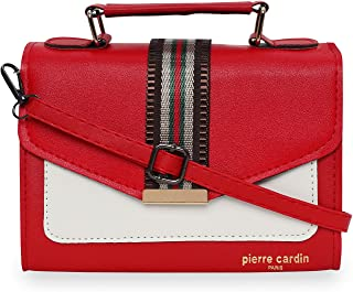 Pierre Cardin Paris Womens Casual Sling Bag