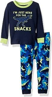 Boys' Long Sleeve Top and Pants Pajama Set