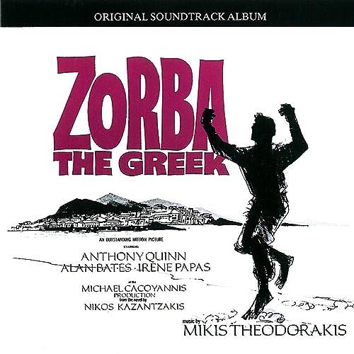 Zorba's Dance by Mikis Theodorakis on Amazon Music - Amazon com