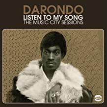 darondo listen to my song the music city sessions