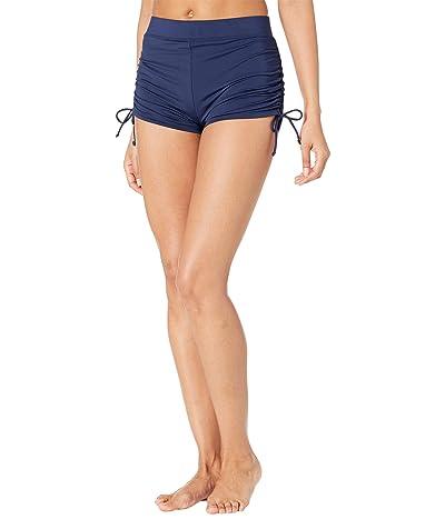 Carve Designs Barbados Swim Shorts (Navy) Women