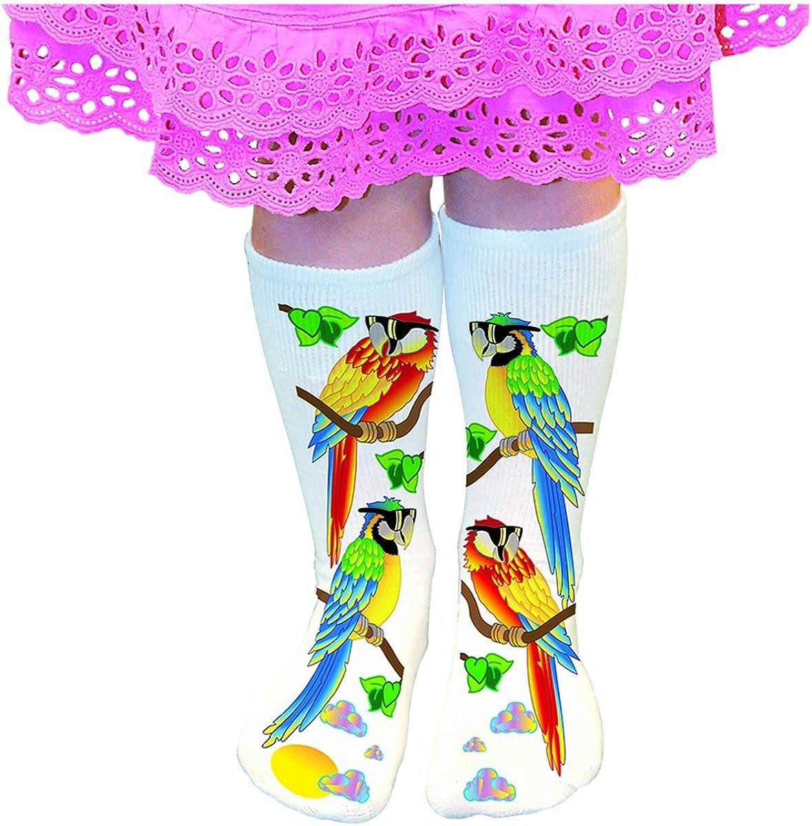 Parrots Socks