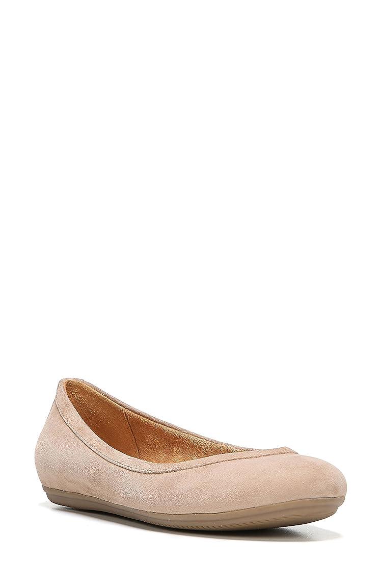 カブ紳士気取りの、きざな馬鹿ナチュライザー レディース サンダル Naturalizer Brittany Ballet Flat (Women) [並行輸入品]