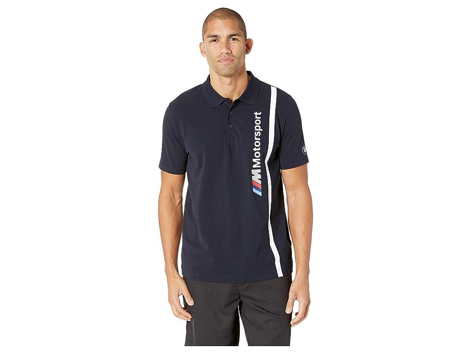 PUMA BMW MMS Polo (Team Blue) Men