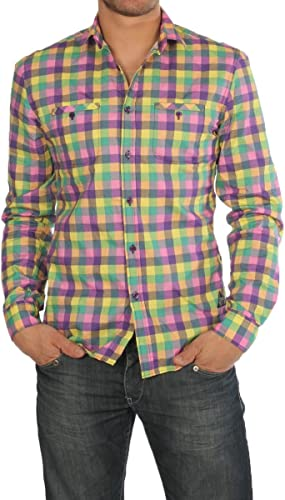 VSCT neo roll up pochettes dayshirt homme multiCouleure
