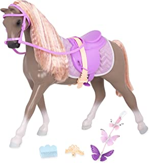 """Glitter Girls by Battat - Wanderlust 14"""" Toy Horse - 14 inch Doll Accessories and Clothes for Girls Age 3 and Up – Childre..."""