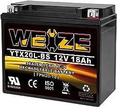 polaris snowmobile battery replacement