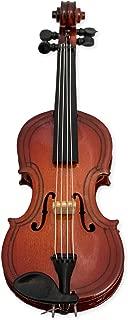 Violin Miniature Replica Magnet, Size 4 inch