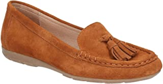 Hush Puppies Womens/Ladies Daisy Slip On Leather Moccasin Shoe