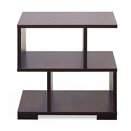 VIKI Side Table/End Table with Open Storage