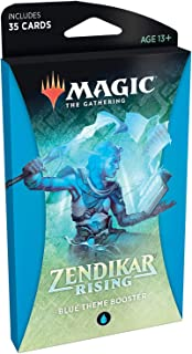 Magic: The Gathering Zendikar Rising Theme Booster - Blue